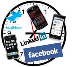 Facebook Twitter WordPress Pinterest LinkedIn Social Media
