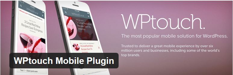WordPress Plugins – WP Touch