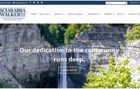 WordPress Redesign Project – Sciarabba Walker & Co., LLP