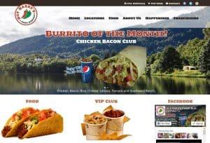 Hot Harry's Burritos